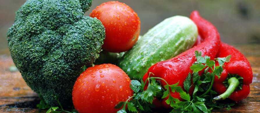 Odmrzavanje povrća