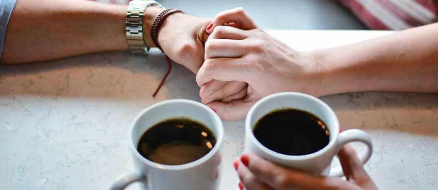 Dve kafe