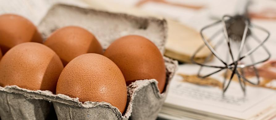 jaja spremna za pripremu