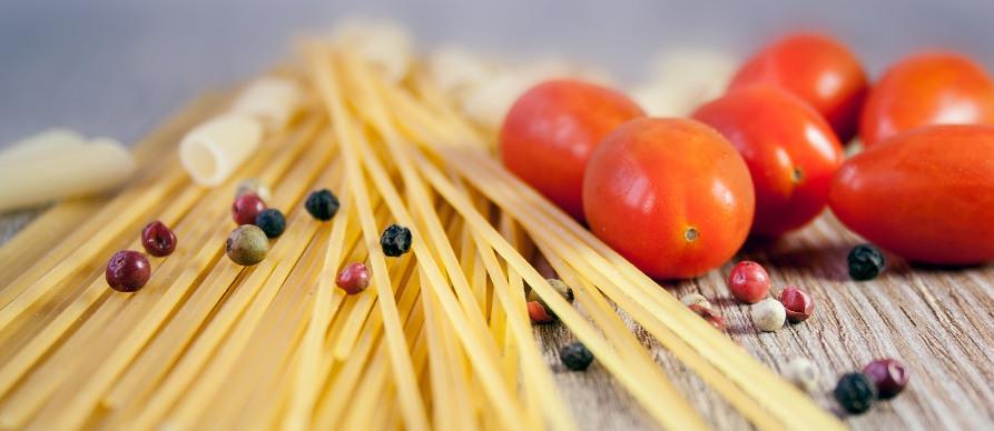 pasta i paradajz