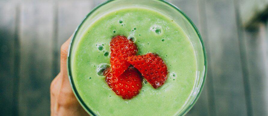 zeleni smuti od povrca i voca